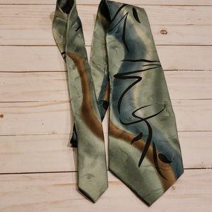 J. Garcia Wetlands tie